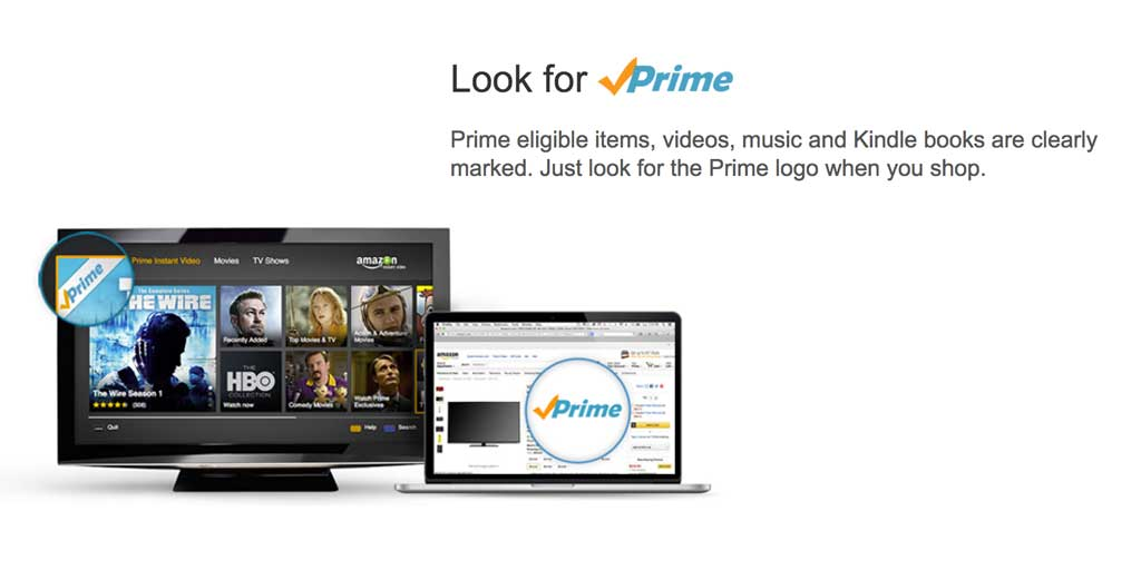 Amazon Prime is a paid membership program that gives customers access to music, streaming video, e-books, free two-day shipping and more.