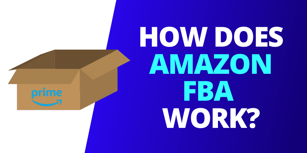 How Does AMAZON FBA Work? [GUIDE & INFOGRAPHIC 2020]