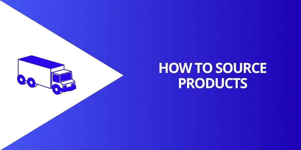 How To Source Products - How Does Amazon FBA Work - Source Approach - Amazon Consultant and eCommerce Consultant