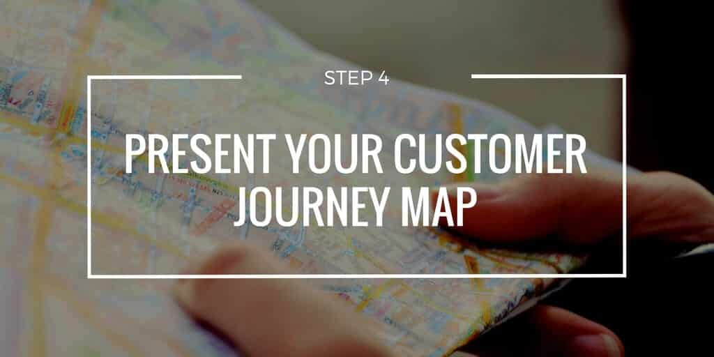 Your goals are clear-cut. You have compiled your research. Your content is organized according to your customer journey. Congratulations - you are ready to map! Maps will vary depending on the content, but most maps should contain the steps of the customer journey, and your content mapped below each step. Voila - a visual representation of your customers journey. Here are some reminders as you begin to map your content: Avoid ambiguous language - be as specific as possible as your track each persona's journey. Do not use unverified information or assumptions. Your research should allow you to be as factual as possible in your content. Try not to include any irrelevant content or outliers - keep your content essential.