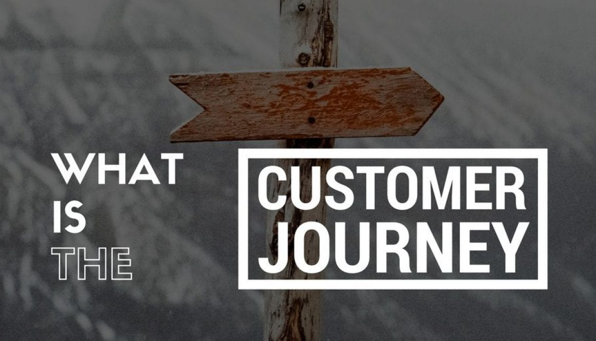 What is the customer journey? It's the most important thing businesses need to know about their customer's journey to discover, locate, measure & purchase.