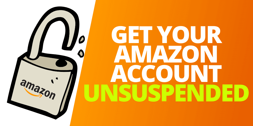 How to Get Your Amazon Account Unsuspended