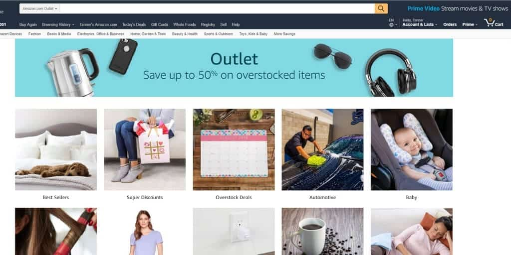 Additionally, Amazon has opened an Outlet Deals marketplace just for deals, similar to Jungle Market or VIPON where sellers can offer deep discounts of 50% or more to increase sales velocity and keep a good BSR.