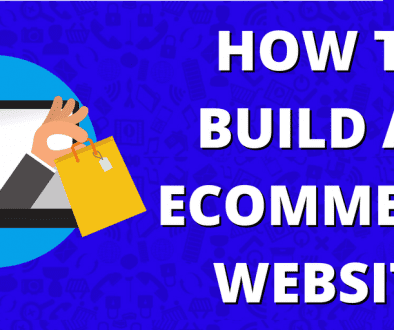 Learn how to build an eCommerce website today! Streamline the process from in-store to online with this simple step-by-step guide. How To Build an Ecommerce Website.
