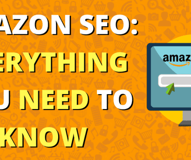 Amazon SEO - Everything You Need To Know - You have product listings on Amazon and need them to be found in Amazon Product Search Results. Amazon SEO does just that! Learn everything you need to know to sell more and get your products found by more customers on Amazon with Amazon SEO.