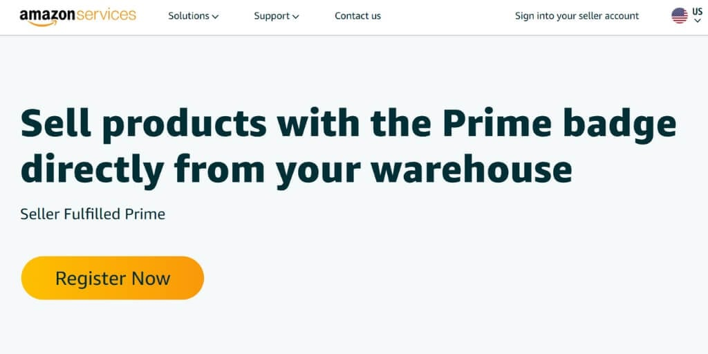 Amazon Seller Fulfilled Prime allows Amazon Seller Central Sellers to offer 2 Day Shipping to their customers and get the Prime badge on their listings when using Merchant Fulfillment instead of Amazon FBA.