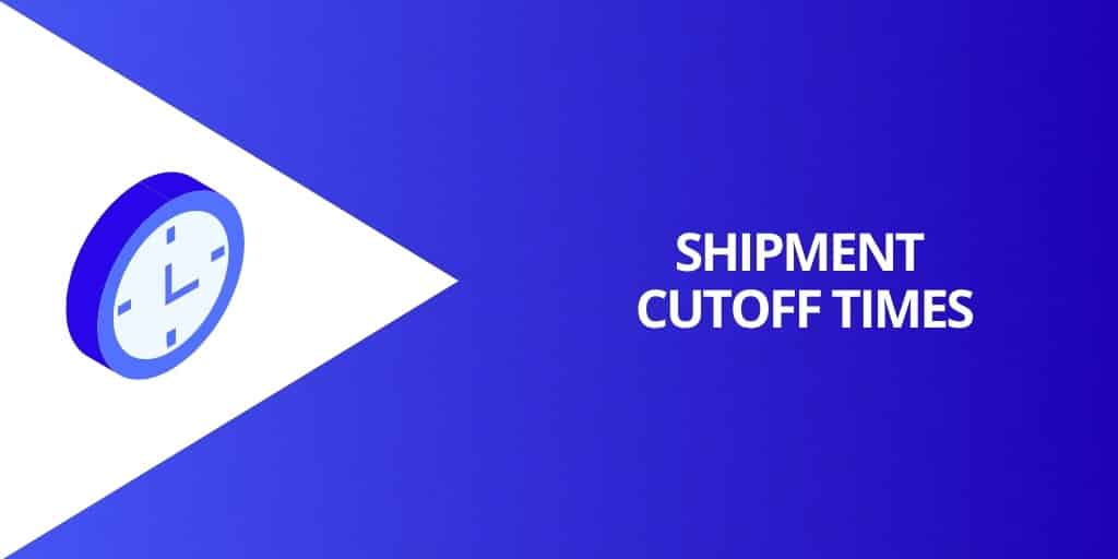 Shipment Cutoff Times - Amazon Seller Fulfilled Prime Everything You Need To Know - Source Approach - Amazon Consultant and eCommerce Consultant